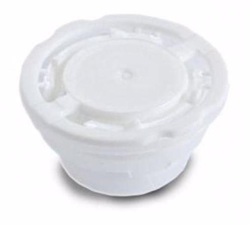 Immagine di Tappi in plastica per lattine olio ø 32 mm.