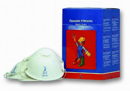 maschera antipolvere ffp2