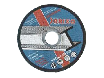 Picture of Dischi abrasivi Brixio per ferro ø 115