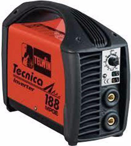 Picture of Saldatrice telwin Inverter Tecnica 188