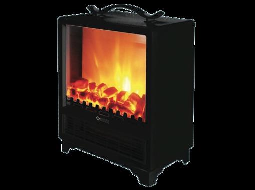 Immagine di Stufa ambiente Niklas Fire Box