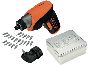 Immagine di Svitavvita Black and Decker CS 3652 LCAT