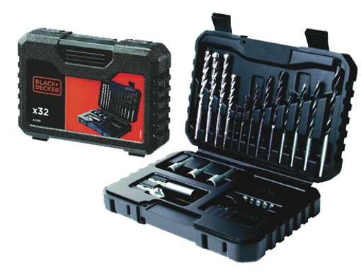 Picture of Set Avvitare Black and Decker A 7216