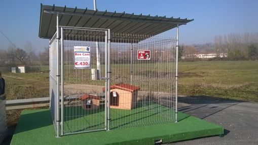 Picture of BOX per cani