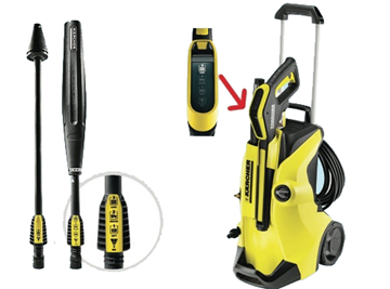 Picture of Idropulitrice Karcher 1800W K4 Full Controll