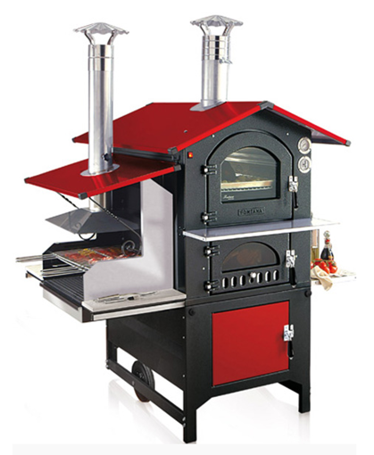 "Picture of Forno Fontana ""Rosso Combi"""