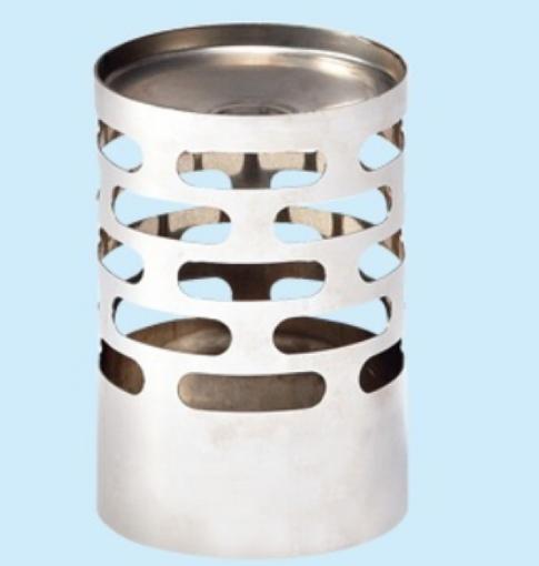Picture of Terminale di scarico tubi pellet inox diam. 8