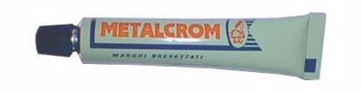 Immagine di Pasta metalcrom 25 ml.