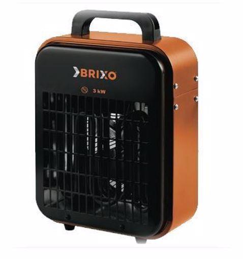 Immagine di Elettroriscaldatore Brixo Fan 5000W