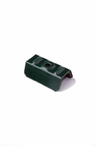 Immagine di Cappellotto con guarnizione di espanso - GRECA 15 Verde