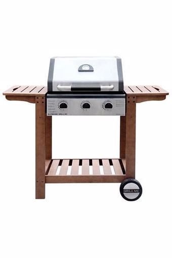 Picture of Barbecue gas Grill Me Duo Leg3