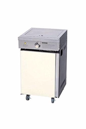 Immagine di Fornello laterale per barbecue gas Luxury Van