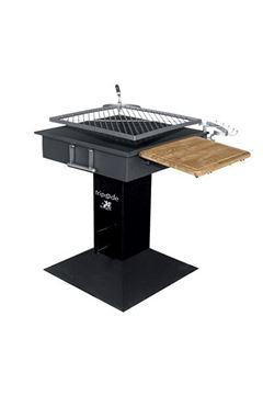 Immagine di Barbecue GDLC Tripode Square