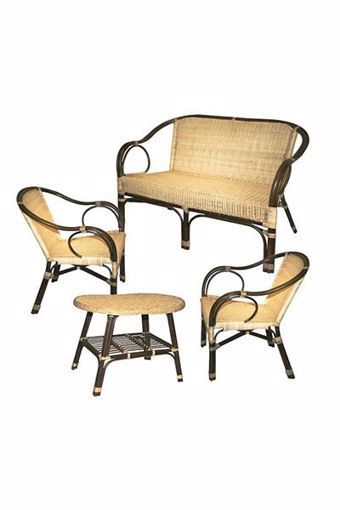 Picture of Set Rattan Montmartre