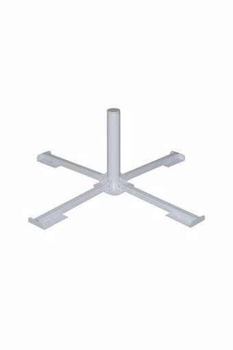 Immagine di Base in acciaio per ombrelloni