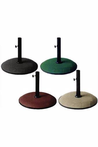 Immagine di Base per ombrelloni Kroma tonde 15 kg