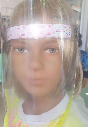 Picture of Visiera protettiva Bambini Femmina
