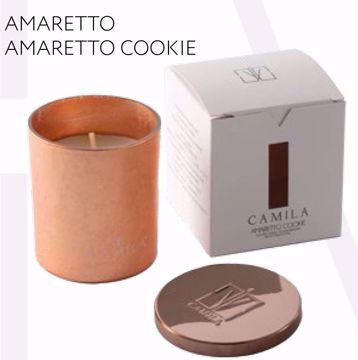 Picture of CANDELA PROFUMATORE AMARETTO COOKIE
