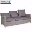 Picture of Divano Kent reclinabile colore: grigio