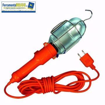 Immagine di Lampada portatile Globex con cavo elettrico 5 metri