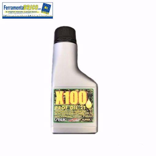Picture of Olio per miscela Alpina 100 ml.