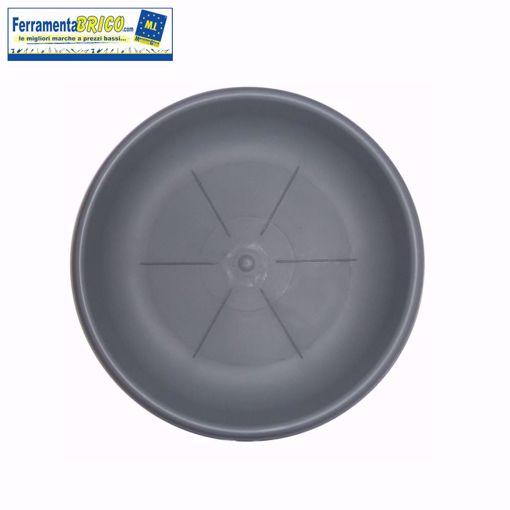 Picture of Sottovaso diametro: cm 22 colore: Grigio