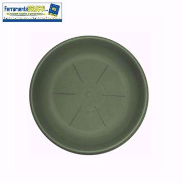 Picture of Sottovaso diametro: cm 22 colore: Oliva