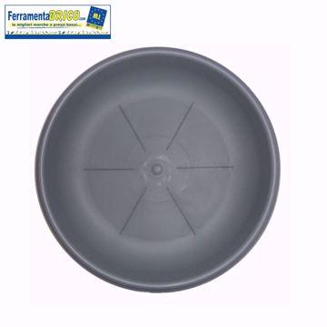 Picture of Sottovaso diametro: cm 26 colore: Grigio