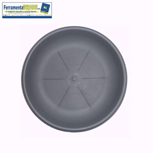 Immagine di Sottovaso diametro: cm 30 colore: Grigio