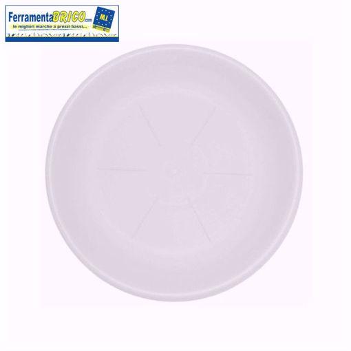 Picture of Sottovaso diametro: cm 22 colore: ghiaccio