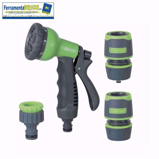 Immagine di Kit irrigazione con pistola multigetto bimateriale
