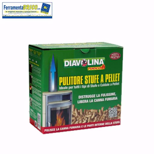 Picture of Pulitore stufa a pellets