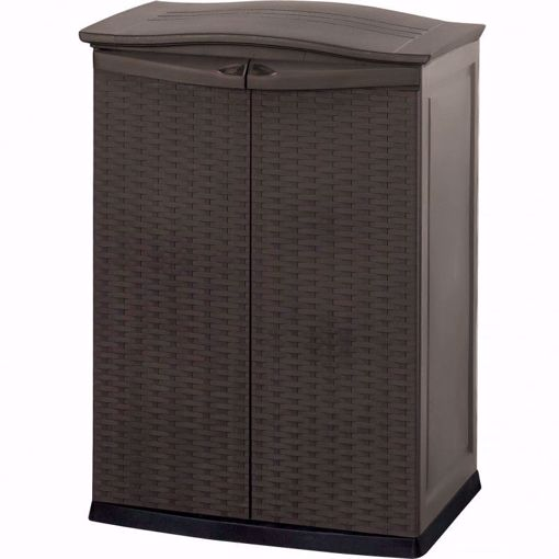 Picture of ARMADIO  KETER TOP RATTAN BROWN H92